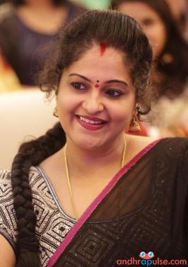 Andhra Pulse: Actress Raasi Latest Hot Black Dress PhotoShoot