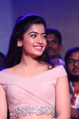 Rashmika Mandanna Photo Gallery At Chalo Movie Pre Release Event, Rashmika Mandanna Stills At Chalo Movie Pre Release Event, Chalo Movie Pre Release Event, Actress Rashmika Mandanna, Rashmika Mandanna, Actress Rashmika Mandanna Latest Stills, Actress Rashmika Mandanna Latest Photos, Actress Rashmika Mandanna Latest Photo Gallery, Actress Rashmika Mandanna Photo Shoot, Actress Rashmika Mandanna Wallpapers