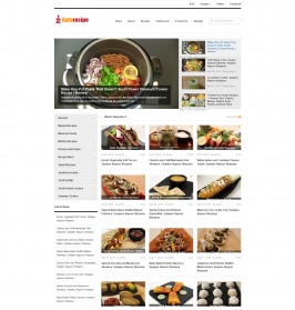 We have best Recipe Wordpress Theme for food, cooking, perfect to website or bloggers, we provides best recipe Themes and Templates which is suitable for food industry.