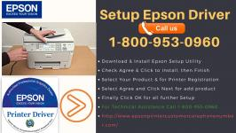 Online Best Epson printer support by toll free phone number + 1-800-953-0960. We provide Epson printer technical customer service support to resolve problems when your printer is in trouble & not working fine.