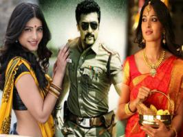 Suriya's blockbuster combo with director Hari is back. Makers have officially confirmed Singam 3 through news paper. After blockbusters Singam and Singam 2 with Anushka and Hansika, Shruti Haasan joins the team for the third outing of Singam franchise along with Suriya and Anushka. KE Gnanavelraja