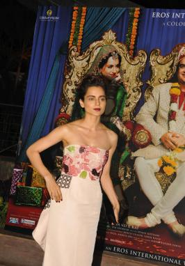 Tanu Weds Manu Returns Success Party Photos, Bollywood, Celebs, Hindi