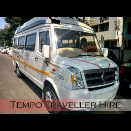 Hire tempo traveller on rent in delhi, 9/12/14/15/17 seater tempo traveller for all over india, get the best services with tempotravellerhire.net.in and also make your memorable trip with us.