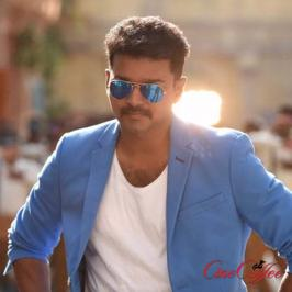 Just by last evening, there were rumours claimed that Vijay's Theri theatrical rights has been acquired by Lyca Productions, which had earlier produced