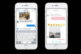 Facebook is coming up with new features in the day. According to some previous reports, the text bubble feature like Messenger is preparing to bring in the