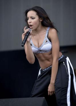 Tinashe – New Look Wireless Festival in London