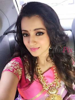 Trisha Krishnan (born 4 May 1983), is an Indian film actress and model. Currently she works in Mohini, Hey Jude, 96, 1818, Garjanai, Sathuranga Vettai 2