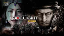 Watch TubeLight Hindi Movie Official Trailer Salman Khan & Zhu Zhu , film is produced by Salman Khan and Kabir Khan.