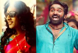 Vijay Sethupathi is doing Super Deluxe in which he acts as a Transgender. The photo of that went viral in social media. This movie is directed by Thiagarajan Kumararaja. The latest news is that the shooting of the movie has been wrapped.