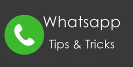 Whatsapp' is in spotlight these days as it is the best instant messaging applications widely used among all age groups. It is available for Android as well as iPhone users from mobile and tablets.