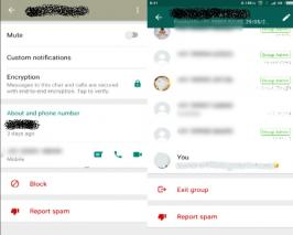 Instant Messaging App WhatsApp has started rolling out new features for its Android users