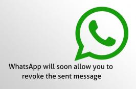 WhatsApp has recently given three new features for iOS users. Now there is a feature that will probably be the most unique by now