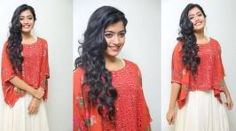 Rashmika Mandanna Stills At Chalo Movie Teaser Launch: It doesn't get any hotter than Rashmika Mandanna and this gallery of her sexiest photos.
