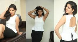 Actress Pavani Stills At Lovers Club Interview Actress Pavani Stills At Lovers Club Interview: It doesn't get any hotter than Pavani and this gallery of her