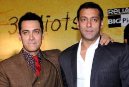 Shah Rukh Khan and Salman Khan buried the hatchet, and embraced their new found friendship. Just when you thought that the dream film starring three big Khan...