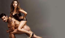 Actor Ankit Bhatia and Actress Tina Dutta Bold Photoshoot clicked by filmmaker and photographer Amit Khanna. Tina Dutta Naked PhotoShoot