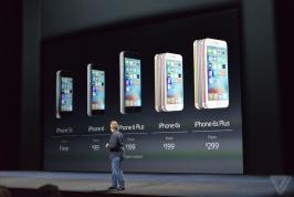 There's a new iPhone, and so of course there must be a new iPhone Plus as well. After running through some stats illustrating the iPhone's remarkable growth in China, Tim Cook introduced this...