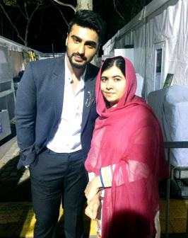 Arjun Kapoor has given many their perfect fan moment by getting pictures clicked with them, but the 30-year-old actor enjoyed his own fan moment when he met ...