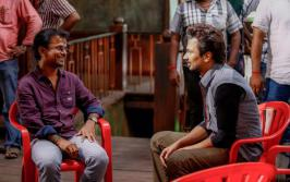 Ar Murugadoss at Gethu Movie Sets, Gethu Film Shooting Spot Pics, Tamil, Udhaynidhi Stalin