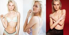 Photos of Alexa Reynen photographed by Jared Thomas Kocka (September 2017). Alexa Reynen is an American model. Height- 5'8.5''. Waist-22
