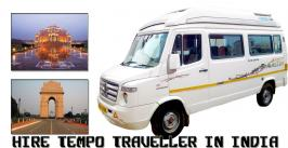 Plan a trip to your favourite destination, call us or email us to book a 9 seater tempo traveller Delhi in advance visit at www.tempotravellerhire.net.in