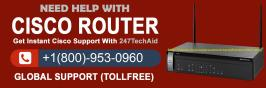 Get best Cisco Router Help Support You are just a call away to acquire Cisco Technical Support Number 1-800-953-0960, Enjoy unlimited service plans for Cisco Router.