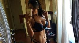 Hottest Selfie Reflections You Will See: It doesn't get any hotter than Sexy Girls Selfies and this gallery of her sexiest photos.