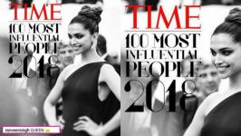 Actress Deepika Padukone is the only Indian actress to feature in the Time 100 Influential People in the World, sharing space with names like Nicole Kidman, Gal Gadot, Greta Gerwig and Lena Waithe.