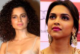 Apparently, Kangana Ranaut had gone on record to say while promoting Katti Batti, that she was 'katti' with Deepika, and that she shared a perfectly warm rel...