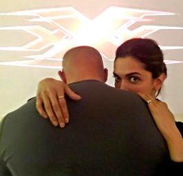 Deepika Padukone's recent picture with Hollywood hunk, Vin Diesel sparked off a lot of rumours. Was it just a general meet or is the actress collaborating wi...