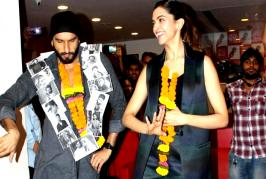 "Ranveer Singh is on a high. The actor who has just completed five years in Bollywood is on a solid wicket both personally and professionally. ""Amazing"" is ho..."