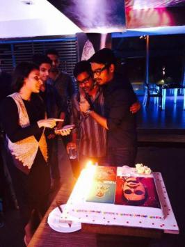 Actor Dhanush 32 Birthday Celebration Pics, Dhanush, Tamil
