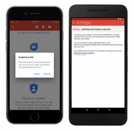 Gmail's new security feature is introduced for iPhone