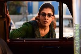 Dora is yet another horror-comedy-revenge story but with a couple of twists here and there. For one the protagonist is Nayantara, yes it's an actress playing the hero here.  There are no love portions thankfully. But overdose of Thambi Ramaiah's attempt at comedy compensates that.