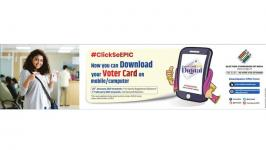 The Election Commission of India launched the e-EPIC (Electronic Electoral Photo Identity Card) Service on National Voter's Day 2021. Digital Voter ID Card