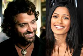 "Hindi film actor Hrithik Roshan says he loved actor Freida Pinto's performance in Richard Raymond biographical movie ""Desert Dancer"".The film tells a true st..."