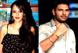 Indian cricketer Yuvraj Singh stunned everybody after reports surfaced on Thursday that the Punjab batsman got engaged to his girlfriend Hazel Keech.Yuvi and...