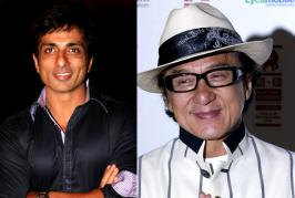 "Actor Sonu Sood will be sharing the screen space with action star Jackie Chan in Hollywood film ""Kung Fu Yoga"", directed by Stanley Tong. ""Kung Fu Yoga"", an ..."