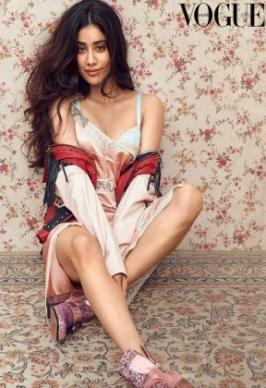Janhvi Kapoor on Her First Magazine Cover For Vogue India | Jhanvi Kapoor Hot Photoshoot For Vogue Magazine 2018 | Jhanvi Kapoor Poses Vogue Magazine Photoshoot | Jhanvi Kapoor Photo Shoot For Vogue | Jhanvi Kapoor Latest Photoshoot 2018 | Jhanvi Kapoor Photos | Jhanvi Kapoor Sexy Photos
