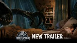 Watch Jurassic World: Fallen Kingdom Official Trailer #2 switches nicely between moments of terror and epic action was directed by J.A. Bayona