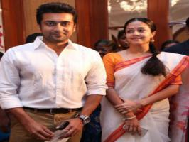 Actor-producer Suriya says he may act alongside his actress-wife Jyotika in a Tamil project next year. The duo has been reading scripts over the last few months for their comeback on screen. Suriya and Jyotika were last seen on screen in 2006 Tamil romantic-drama