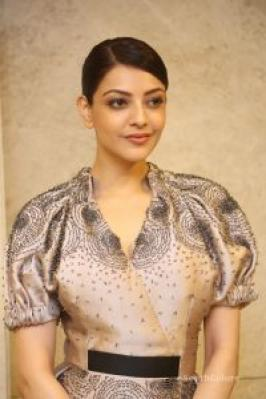Actress Kajal Aggarwal Latest Photos at MLA Pre Release Event, Kajal Aggarwal Hot Latest Photos at MLA Pre Release Event, Kajal Aggarwal Photos at MLA Pre Release Event, Kajal Agarwal Latest Stills at MLA Pre Release Event, MLA Movie Pre Release Event Photos Gallery, Actress Kajal Aggarwal Latest Images