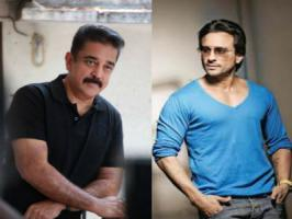 Actor-filmmaker Kamal Haasan and Saif Ali Khan are all set to team up for Hindi action-thriller