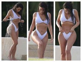 Kim Kardashian Swimsuit Photos ,Kim Kardashian Hot Images,Kim Kardashian Bikini,Kim Kardashian Navel Show,Kim Kardashian Gallery.