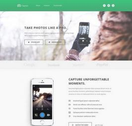 Free download landing pages theme from Templatestheme and provodes all templates are free to download with huge great collection of landing page templates.
