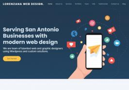 We specialize in San Antonio Website Design that will attract more customers to your local business using custom and Wordpress web development.