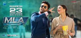 MLA Telugu Movie Censor Report: Nandamuri Kalyan Ram and Kajal Aggarwal starrer upcoming romantic and family entertainer movie MLA (Manchi Lakshanalunna Abbayi) has completed the censor formalities and received 'U/A' certificate from the members of Regional Censor board.