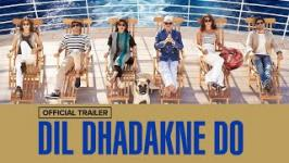 Dil Dhadakne Do (English: Let the Heart Beat) is an upcoming Indian comedy-drama film directed by Zoya Akhtar and produced by Ritesh Sidhwani and Farhan Akhtar. The film features an ensemble cast of Anil Kapoor, Shefali Shah, Priyanka Chopra, Ranveer Singh, Anushka Sharma and Farhan Akhtar and tells the story of a dysfunctional Punjabi family on a cruise trip. The film is scheduled for release on June 5, 2015  <br/> <iframe width=