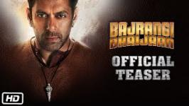 The wait is finally over! Check out the official teaser of 'Bajrangi Bhaijaan' featuring Salman Khan, Kareena Kapoor Khan & Nawazuddin Siddiqui. The film is set to release EID, 2015  Music by: Pritam  <br/> <br/> <iframe width=
