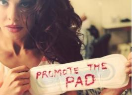 The Bollywood Actress Jacqueline Fernandez has taken up the Padman Challenge like other celebrities and In Instagram Post Actress Jacqueline Fernandez Holds Blood Stained Pad, she wrote 'Promote the Pad' on it and posed for the picture which caught huge criticism.